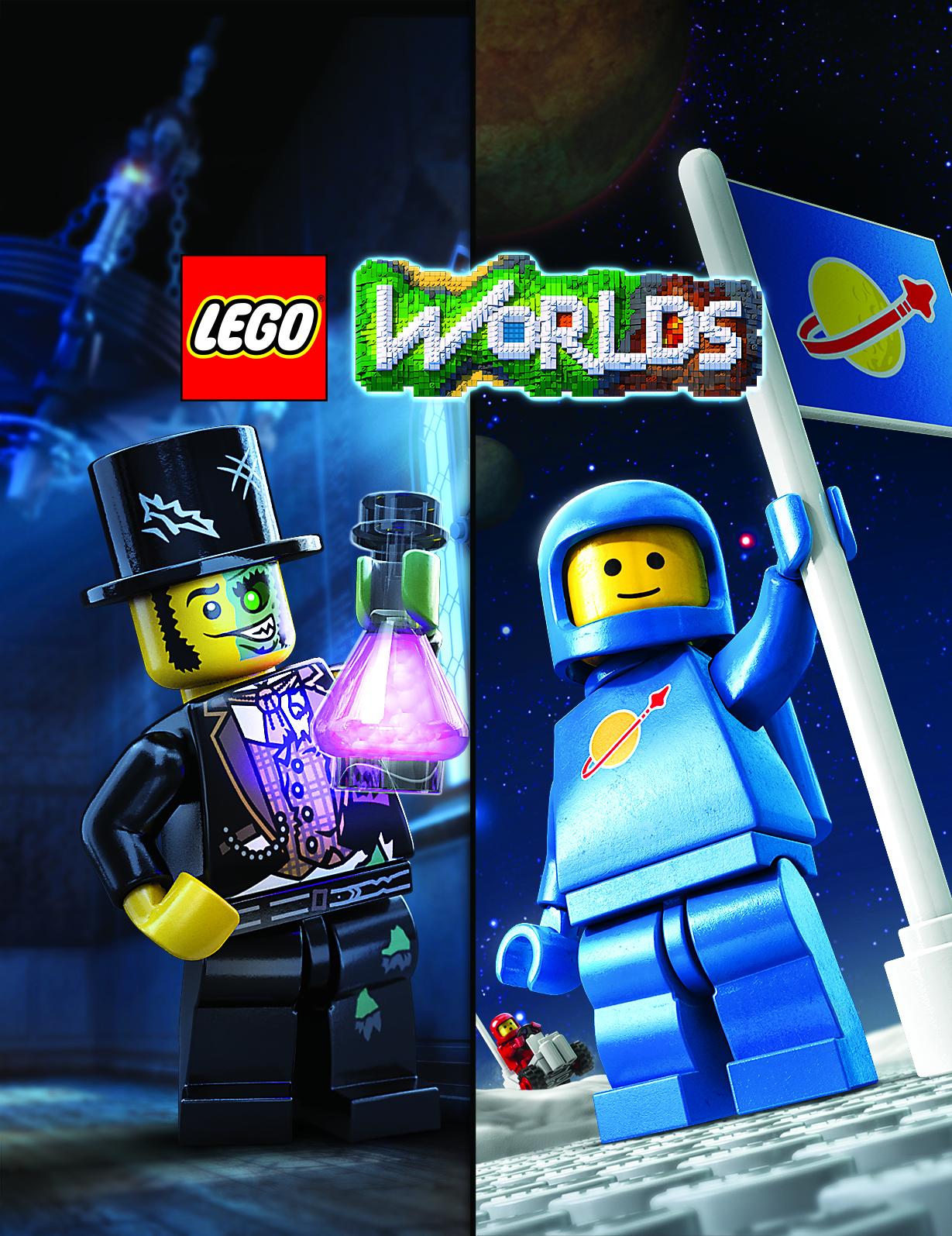 Se anuncia LEGO Worlds para Nintendo Switch y nuevo DLC llamado Monsters