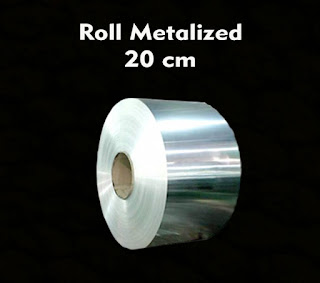 jual roll kemasan metalized