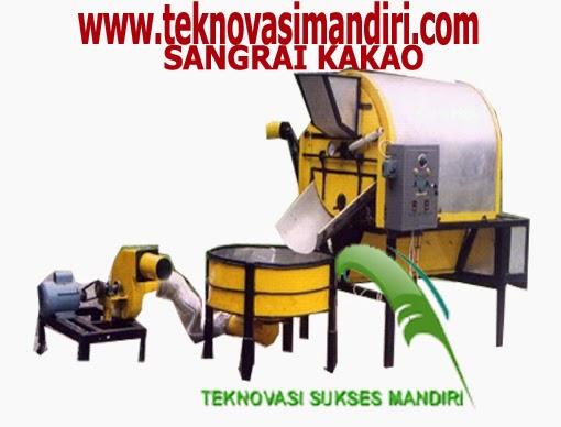 Mesin Sangrai Biji Kakao