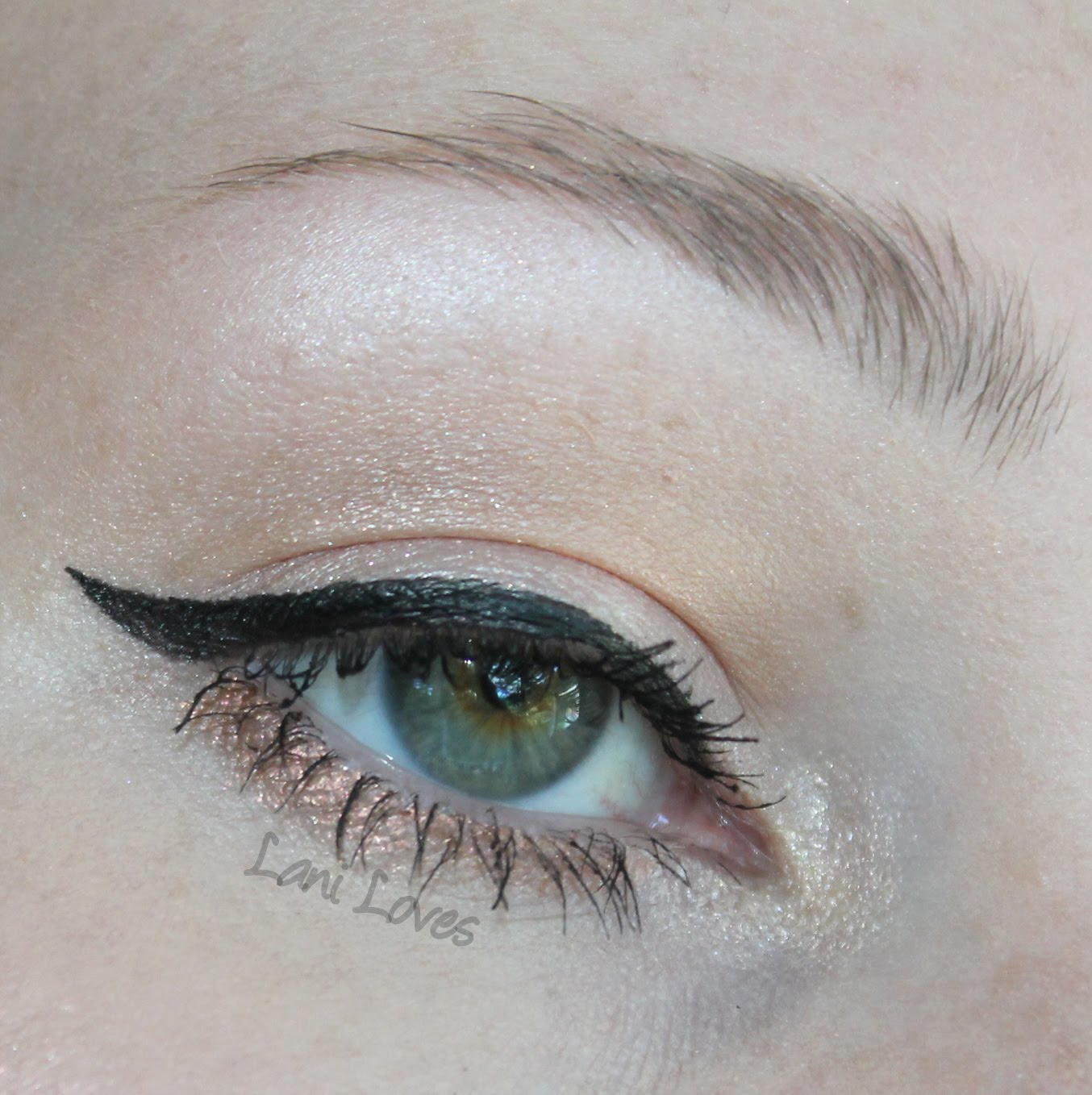 ZA Brow Liner - BR771 Honey Brown Swatches & Review