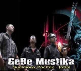 Lirik Lagu Rindi - GeBe Mustika