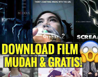 Cara Download Film dan Series Paling Aman