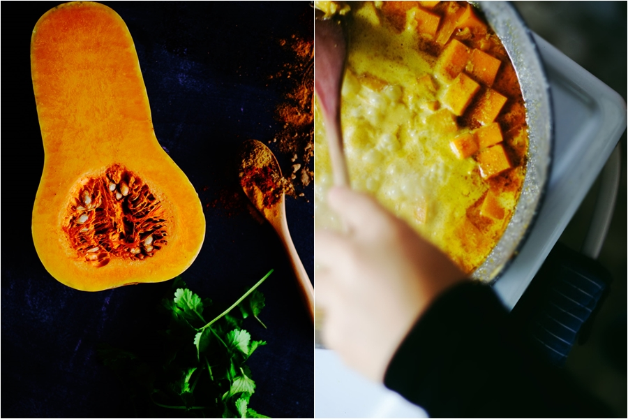 Pumpkin Curry Easy Weeknight Meal Vegetarian and Kid-Friendly