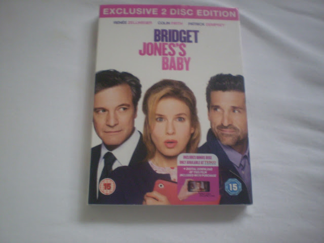 Bridget Jones Baby DVD
