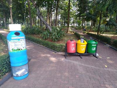 Arborea Cafe di Arboretum Lukito Daryadi, Manggala Jakarta