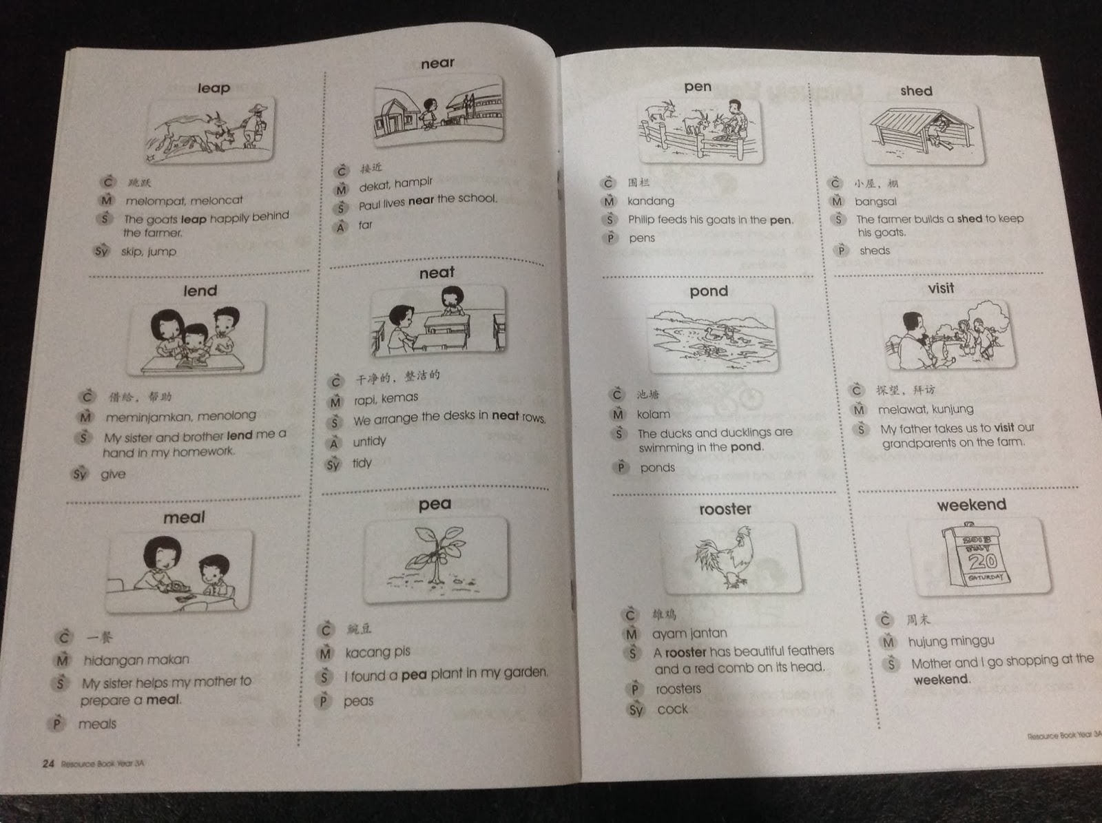 Primary School Workbooks For Sjkc Giveaway Contest