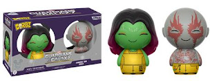 Guardians of the Galaxy: Gamora & Drax Dorbz 2-pack.