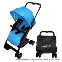 Babyelle Bs705 Zoom Lightweight Baby Stroller