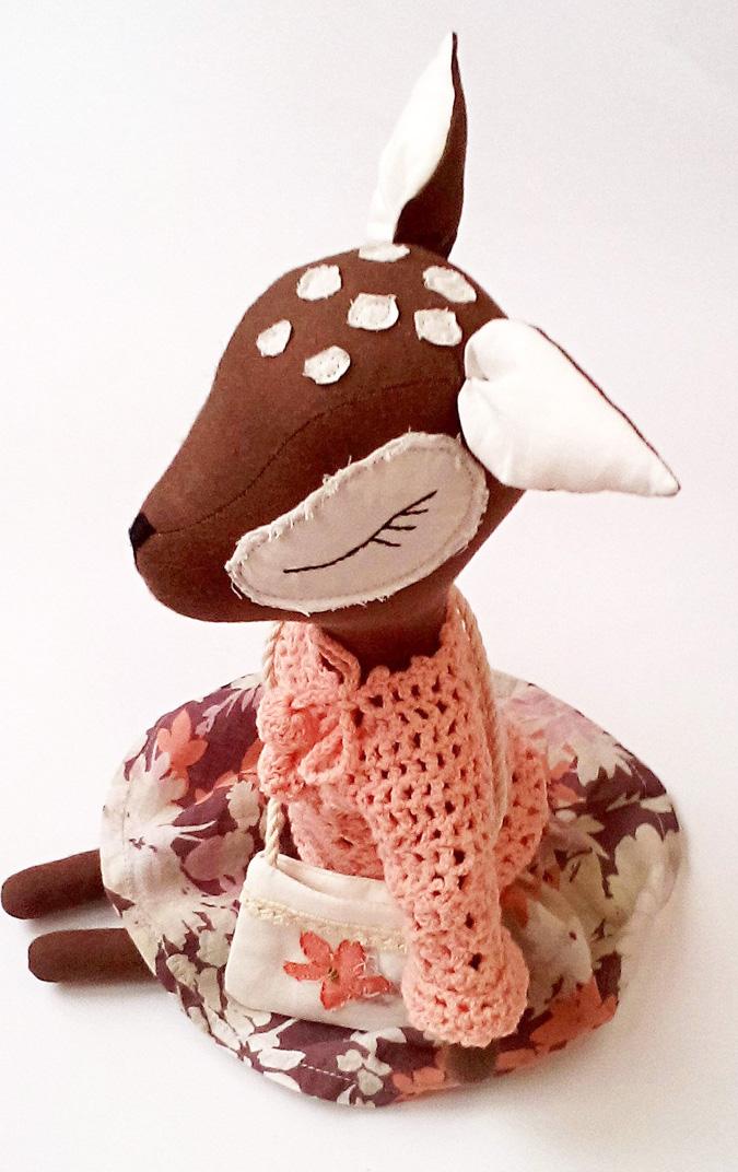 bambi knuffel