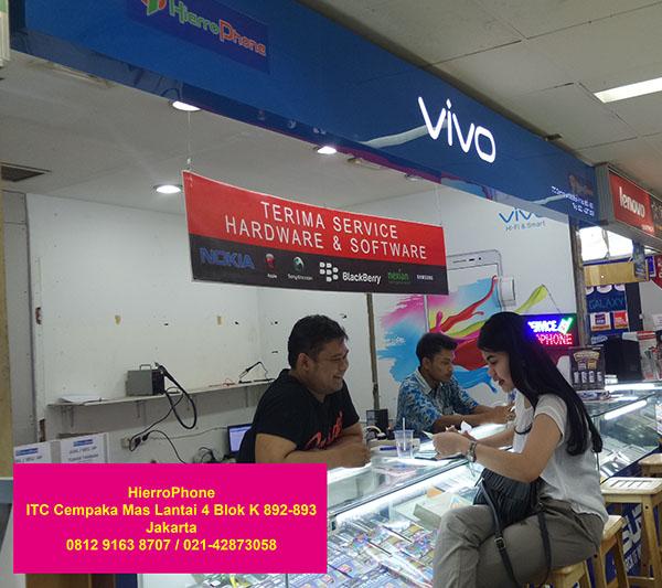 HierroPhone ITC Cempaka Mas Jakarta  Kredit HP ITC Cempaka Mas ... 4ccc9d7d06