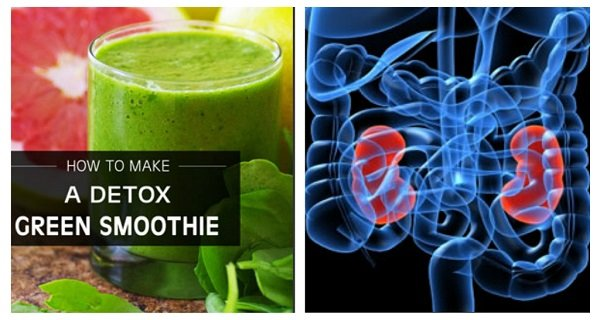 how to clean toxins from body
