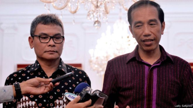 Presiden Jokowi Akan Terima Tamu Istimewa Sambil Santap Siang, Ini Dia Orangnya