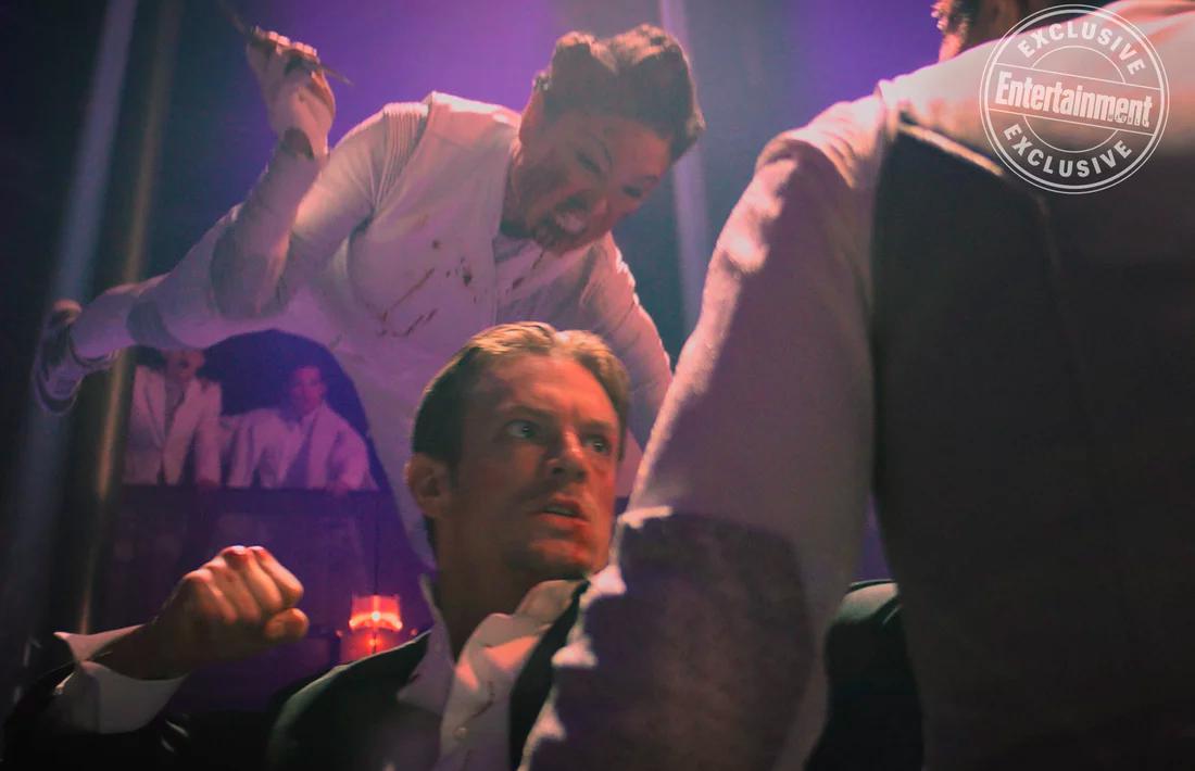 Altered Carbon :「スーサイド・スクワッド」のジョエル・キナマンを、主人公タケシ役に迎えて、ハードボイルド・サイバーパンクの原作を、Netflix シリーズ化した「オルタード・カーボン」の予告編を初公開 ! !