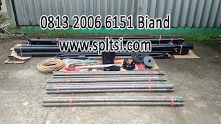 jual Standard Penetration Test