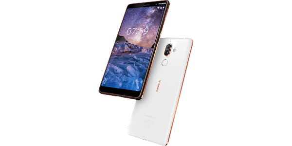 Nokia 7 Plus receives Android 9.0 software update