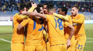Η αποστολή του Αστέρα Τρίπολης για το αυριανό εντός έδρας ματς κυπέλλου με τον Παναθηναϊκό