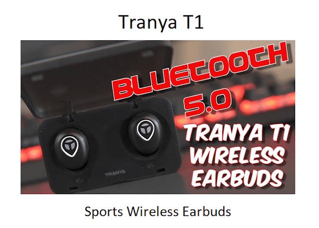 Tranya T1 - Best Wireless Headphones to Buy