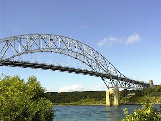 Sagamore Bridge Cape Cod Canal