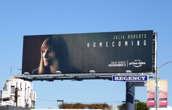 Homecoming series premiere billboard
