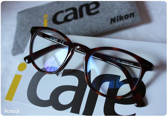 iCare d'Optic 2000 et Nikon: modèle Charlie C03