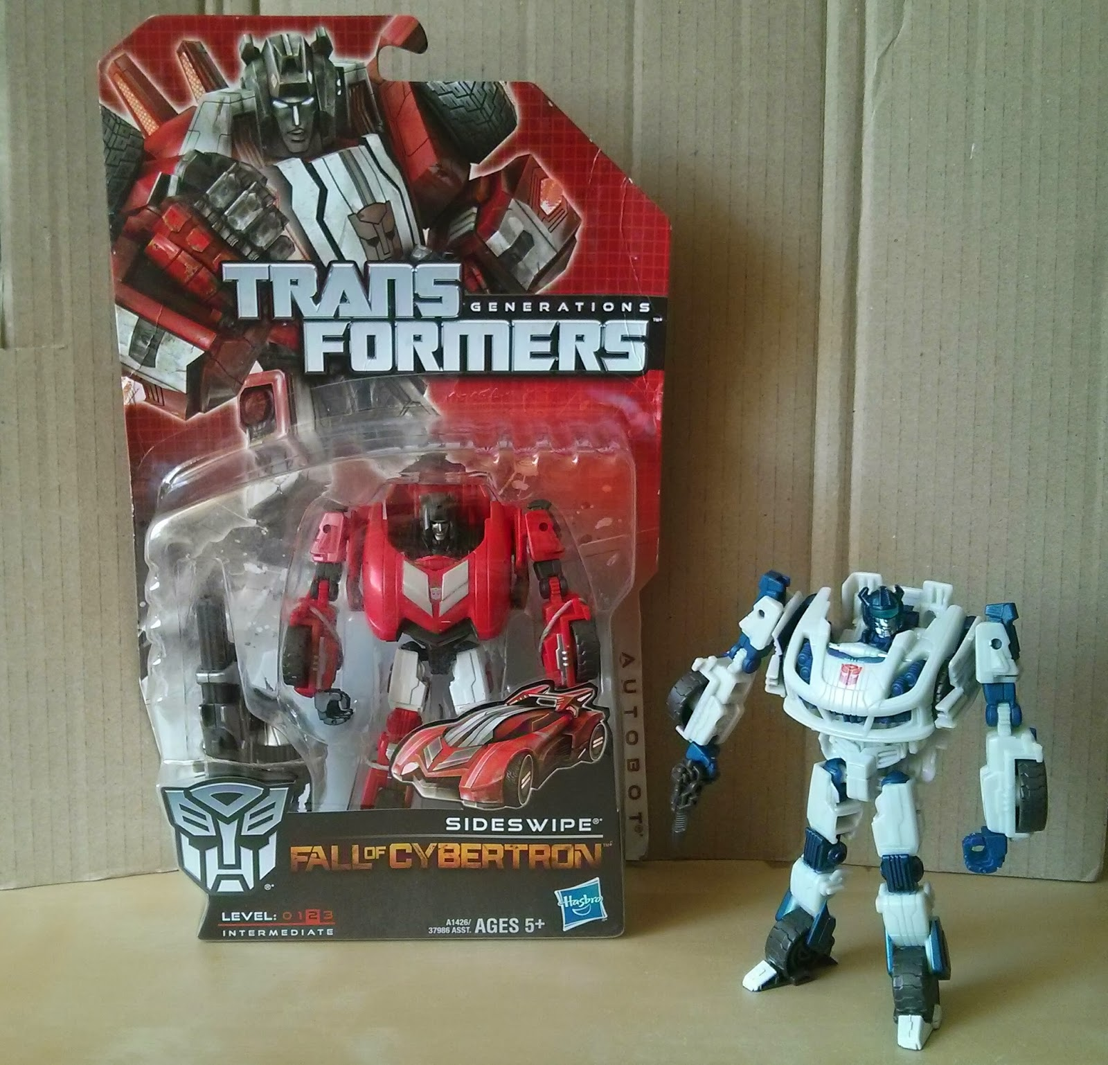 deluxe jazz and sideswipe