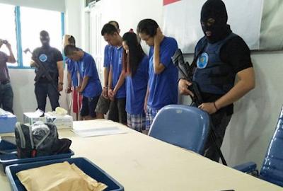 Taktik Baru Peredaran Narkoba Masuk Lampung