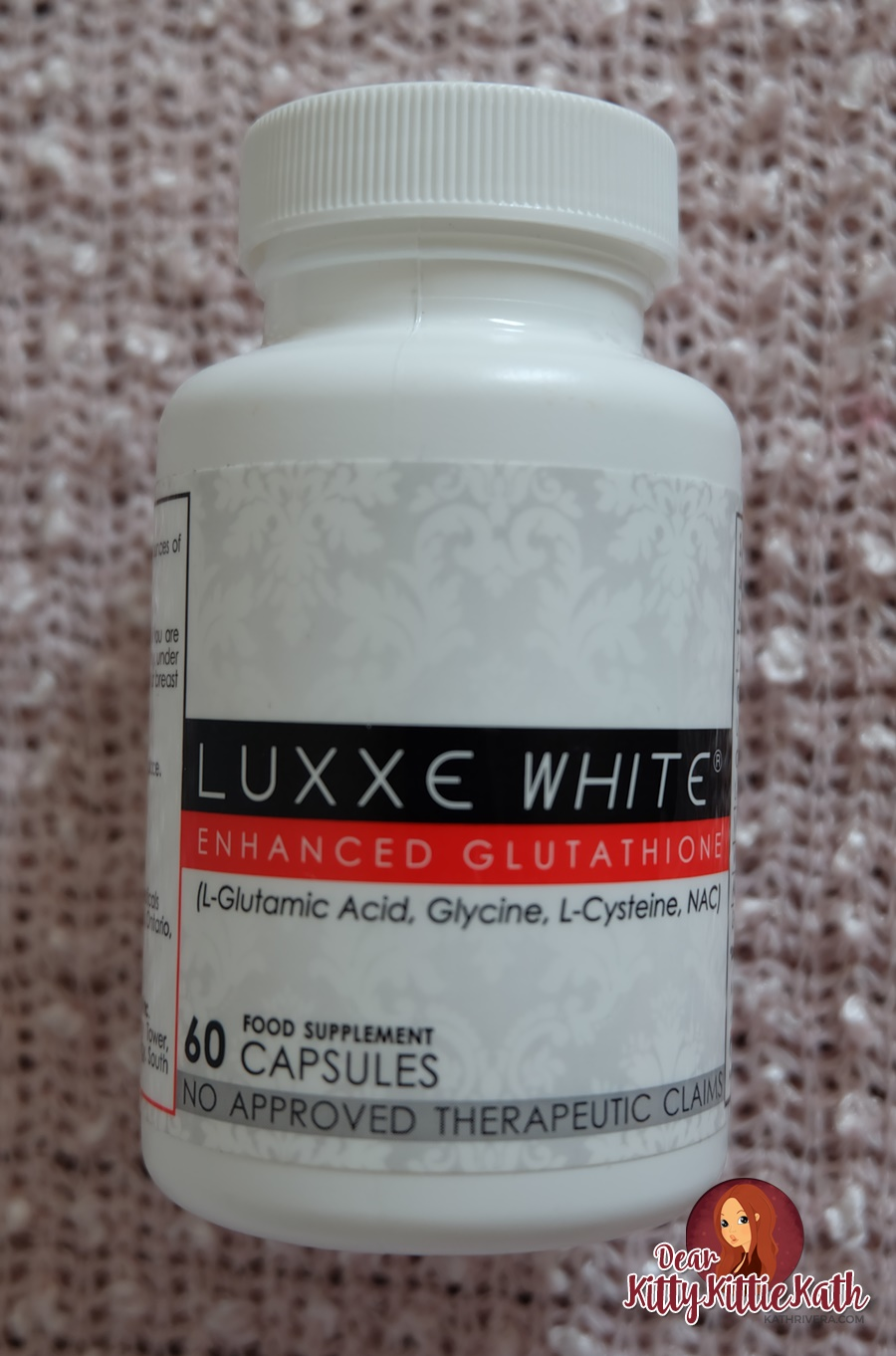 Product Review: Luxxe White Glutathione | Dear Kitty Kittie Kath