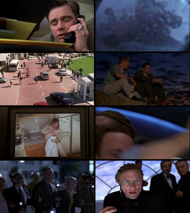 The Truman Show 1998 Dual Audio Hindi 720p BluRay