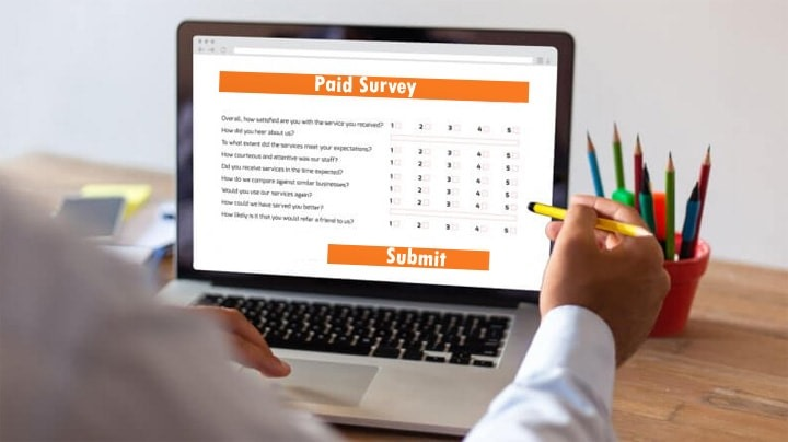 best paid online surveys