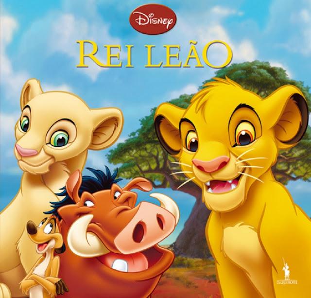 Desenhos para Colorir do Rei Leão – Lion King