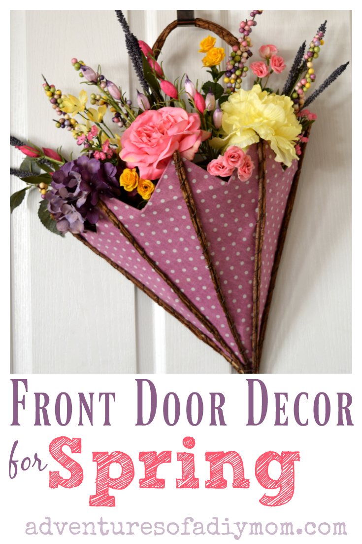 Spring decoration for front door plus flower arranging tips spring decoration for front door mightylinksfo