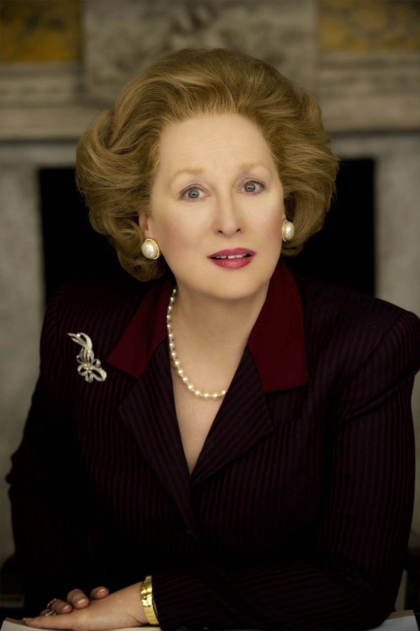 the iron lady meryl streep