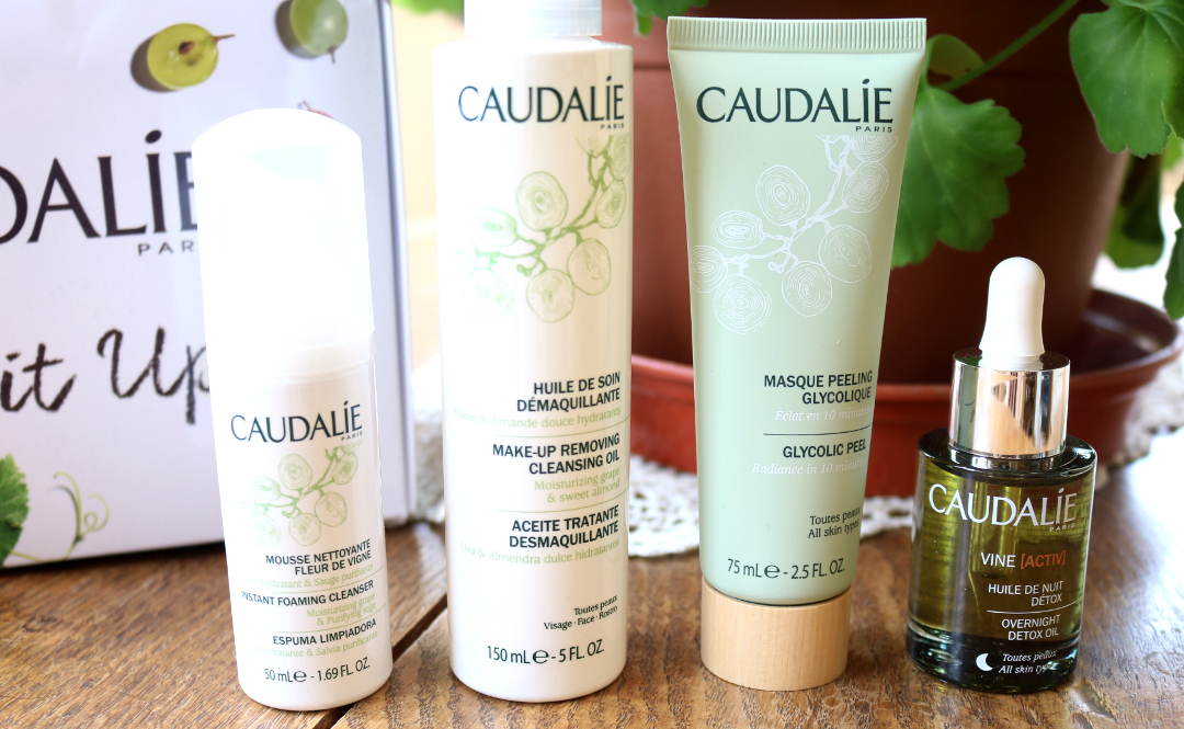 4 Must-Try Skincare Products from Caudalie