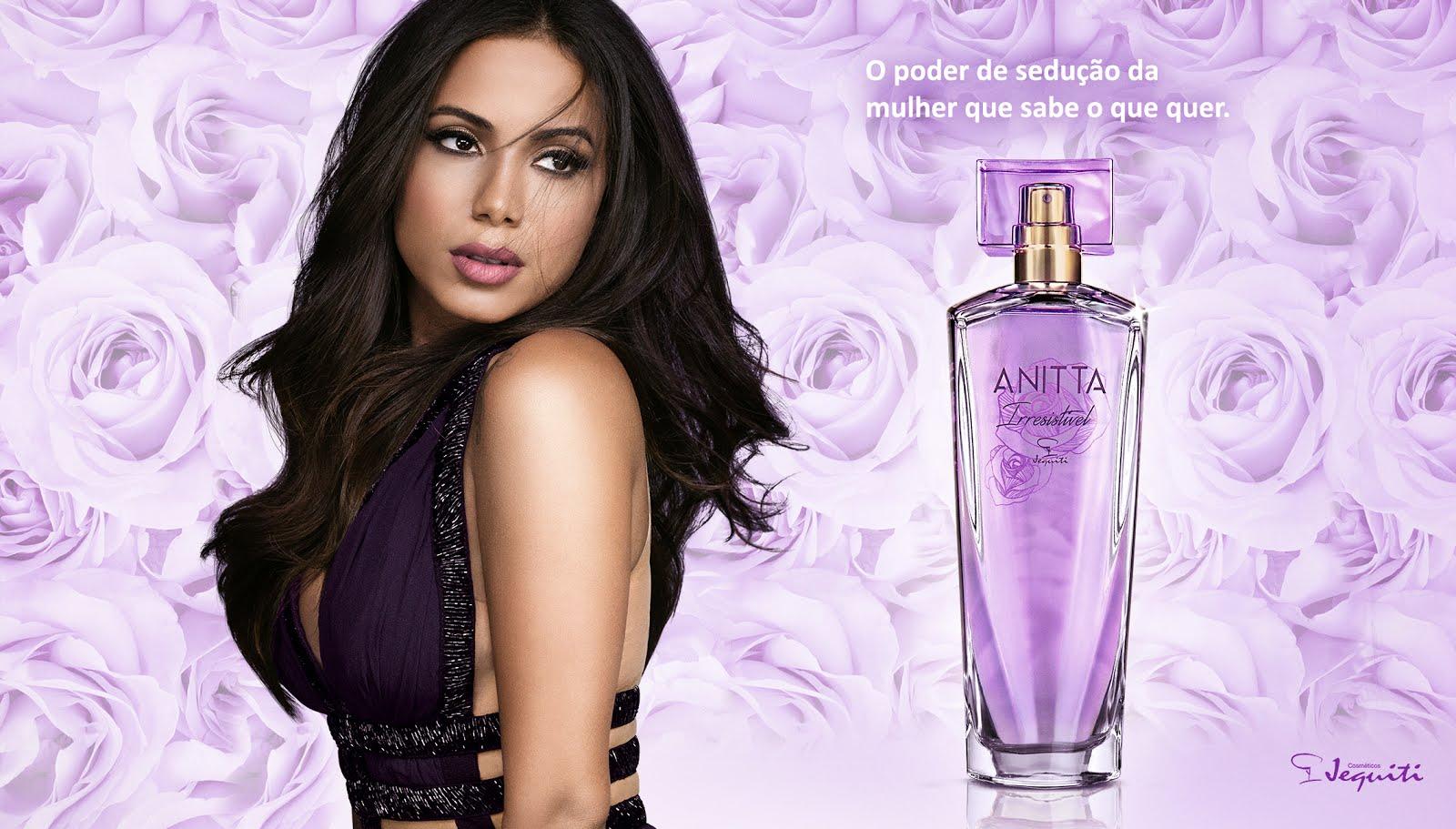 Perfume Anitta - Blog Cris Felix