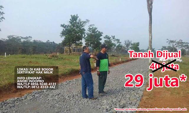 Apa betul Kavling lantaburo Tanjungsari Penipuan oleh Lantaburro Propertindo?