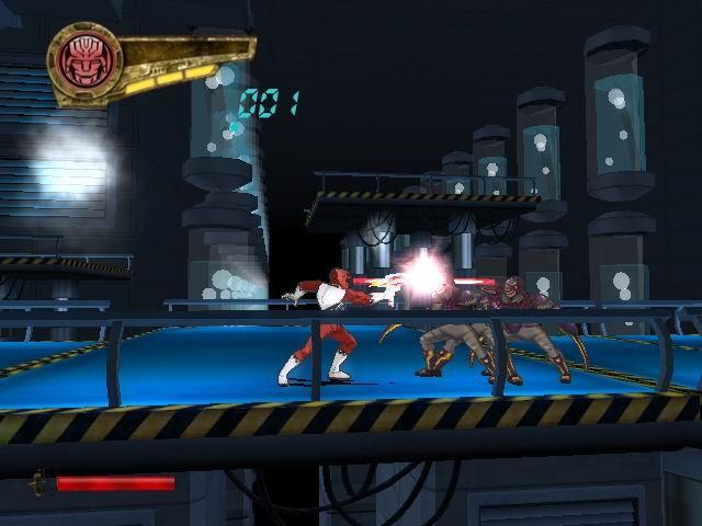Power Rangers - Super Legends Game | Mawut Game