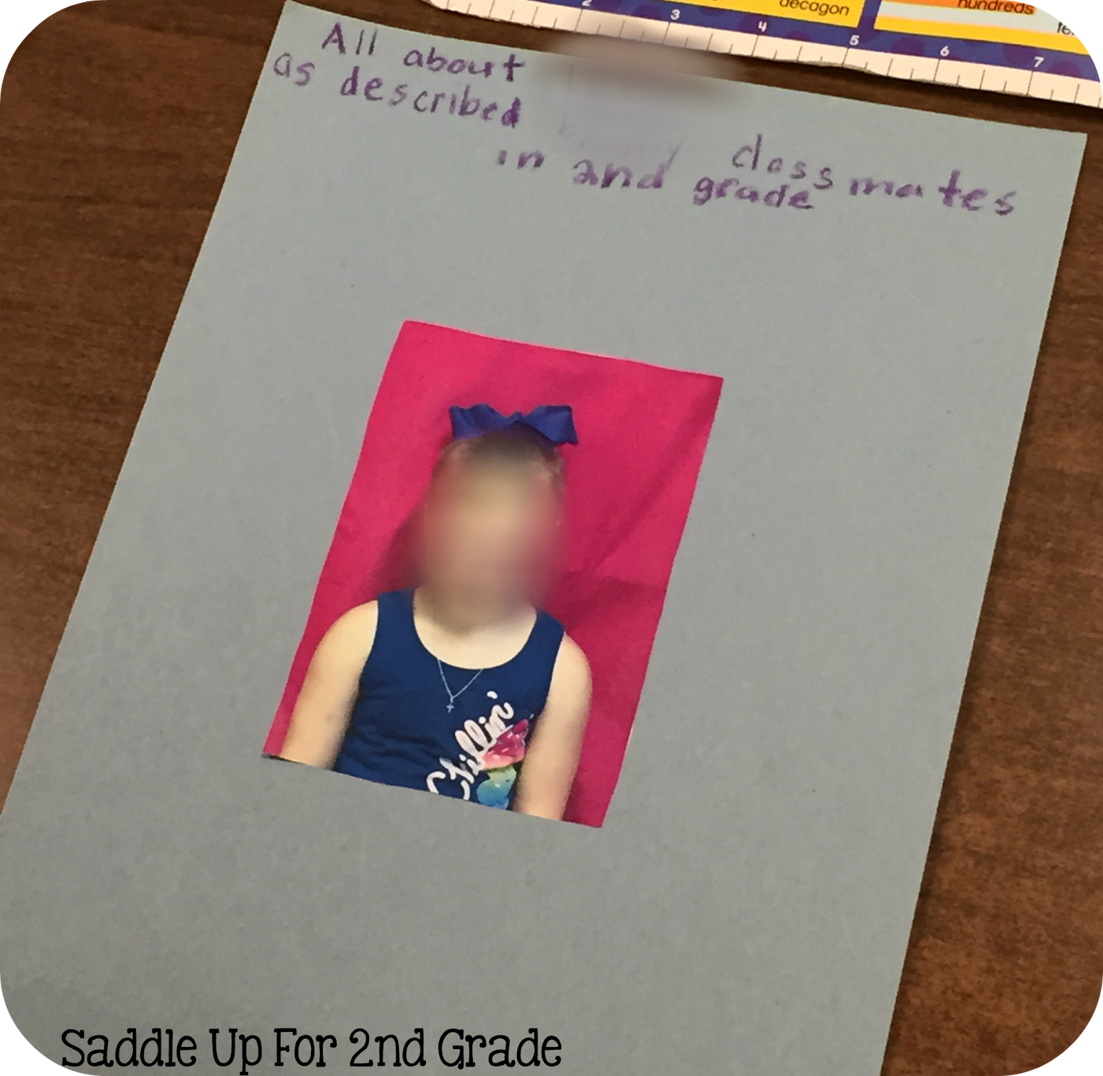 The end of the year is a great time to reflect on what you've learned throughout the year. This peer review adjective activity is a great way for students to describe their friends. They make excellent end of the year gifts too!