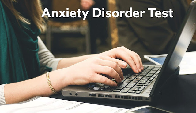 Anxiety Disorders Test