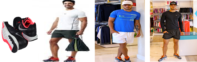 Tendências em roupas fitness masculino