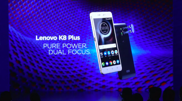 Lenovo K8 Plus Price in India | Specifications, Features, Comparison and more