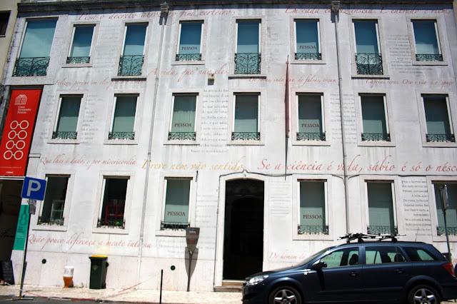 prédio Fernando Pessoa