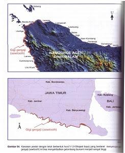 kawasan rawan bencana tsunami