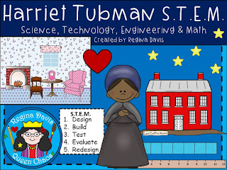https://www.teacherspayteachers.com/Product/STEM-Science-Technology-Engineering-MathUnderground-Railroad-Harriet-Tubman-1944358