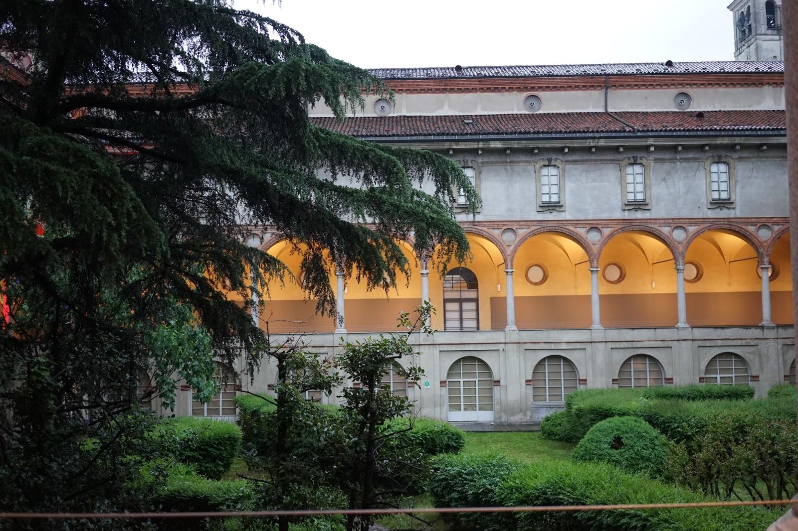 Museo Nazionale della Scienza e della Technologia Leonardo da Vinci!