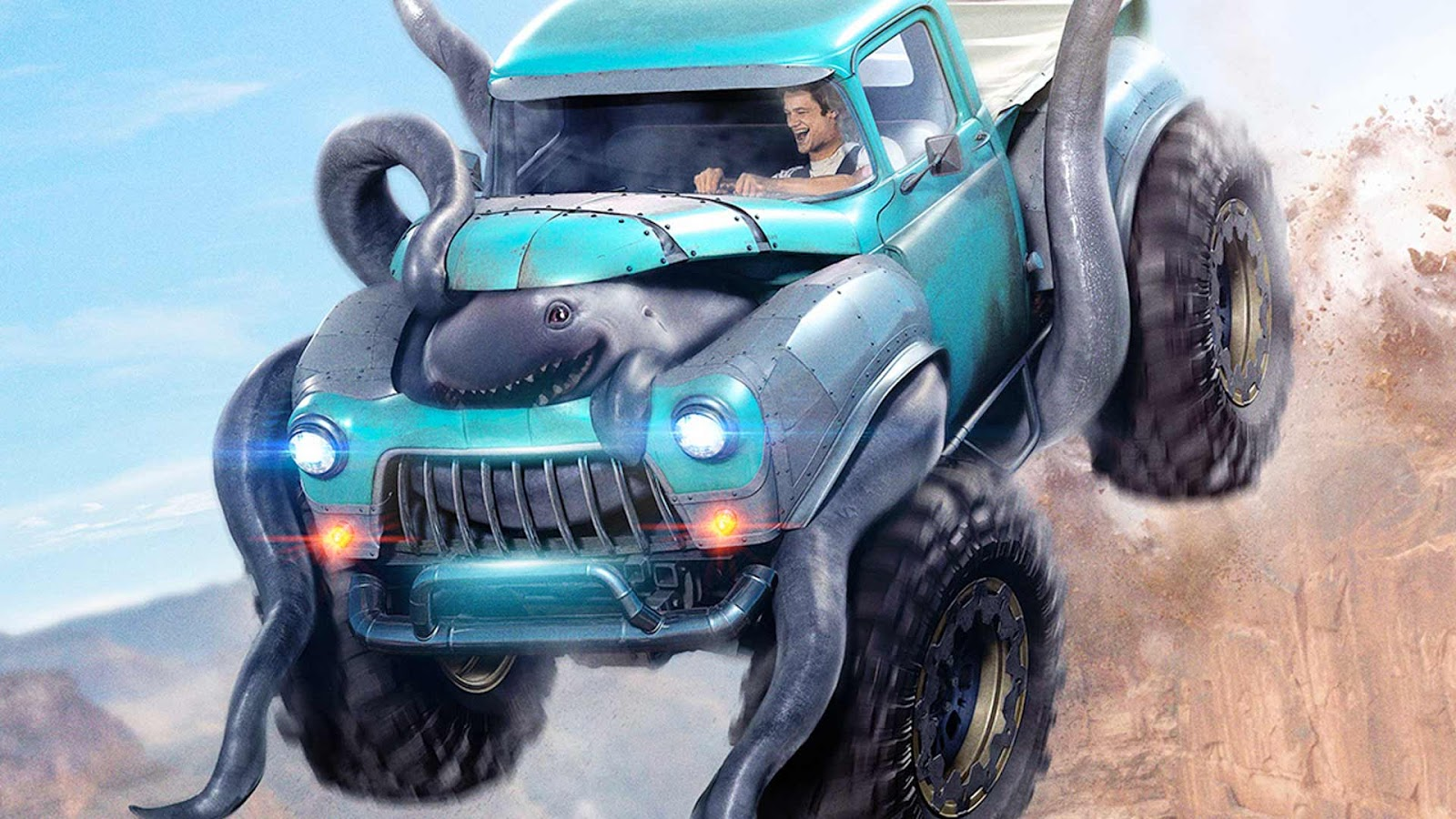 Monster Truck Film