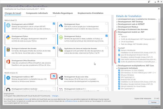 Développement mobile en .NET iOS Android et Windows avec Xamarin
