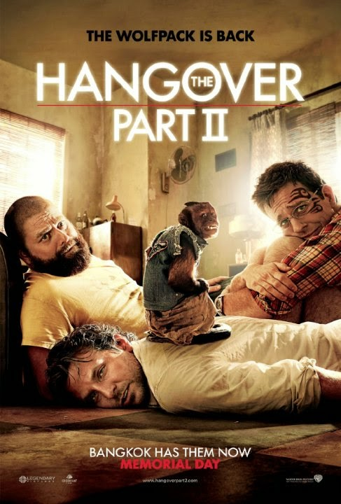the-hangover-part-ii movie poster