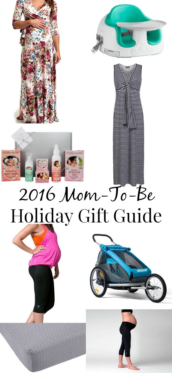 2016 Mom-To-Be Holiday Gift Guide