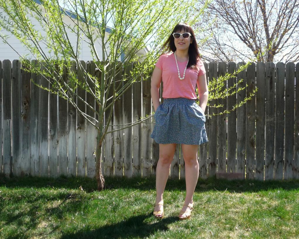 easy summer skirts