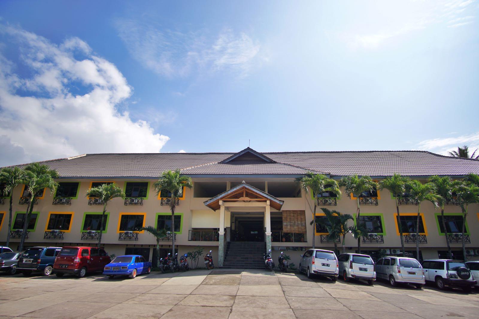 hotel agusta murah garut